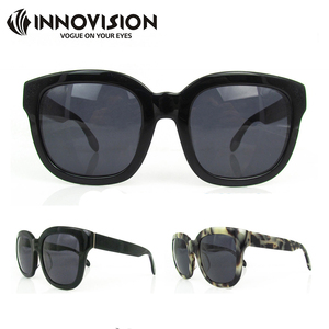 COSTES Black Lens popular classic fashion acetate sunglasses