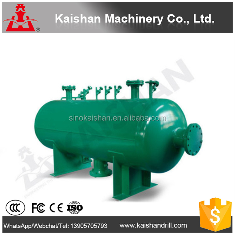 cheap and high quality oil and gas pressure vessel