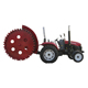 Hot Sale Professional Lower Price Open Ditch depth10 to 100cm disk trencher price