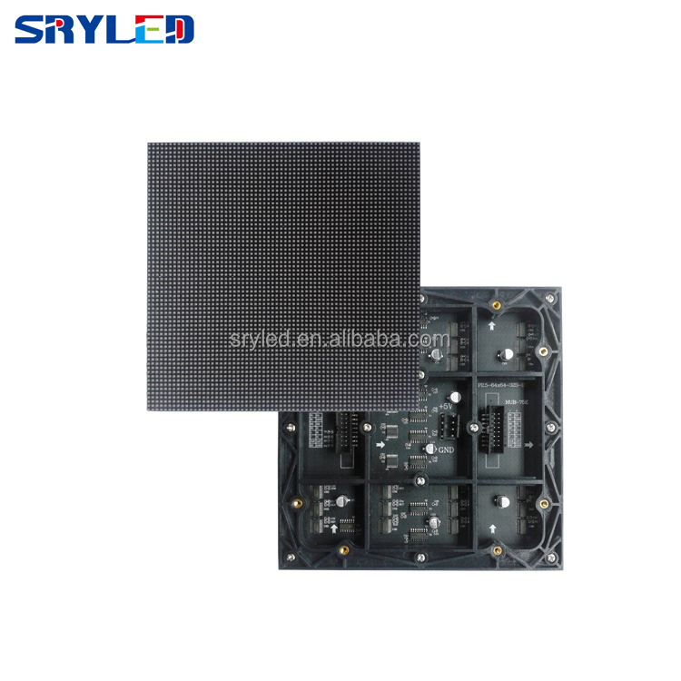 HD Indoor 64x64pixels Full Color 160x160mm P2.5 LED Module