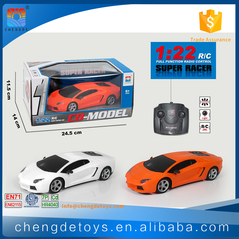 4 Channel 1:22 Cheap RC Drift Car For Kids Shen Qi Wei Mini RC Car With Light