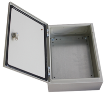 Metal/steel RAL7032 or RAL7035 network distribution box iron box electrical wiring