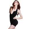 China Manufacturer Ladies Hot Body Shaper Long Slimming Dress Y06