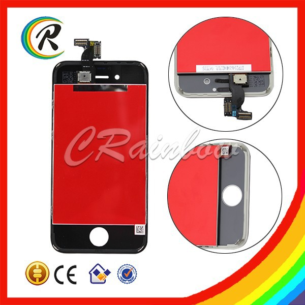 High quality lcd for iphone 4s 2014 jt for iphone4s screen lcd