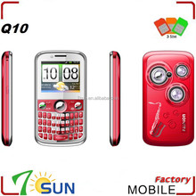 Q10 triple sim mobile phone