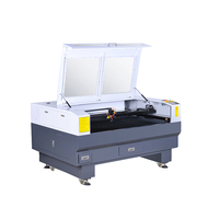 laser cutting machine made in china High precision 60w 80w ccd camera label laser applique embroidery cutting machine