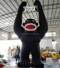 Custom giant advertising inflatable ape, large inflatable piaggio ape for sale