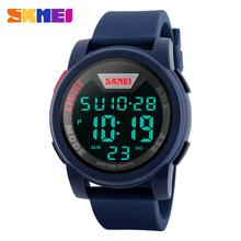promotion for school sports meeting 5 atm water resistance simple design campus digital sport Watches