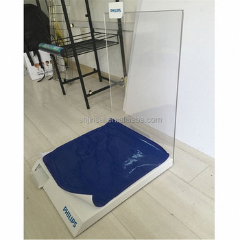China New Products Sale Customer Size Hair Product Display Stands