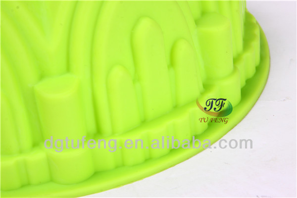 Europe standard hot selling silicone molds for concrete for cake tools