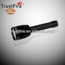 13000LM 12x Cree XM-L T6 5-Modes led flashlight with 3*26650 trustfire J20 led torch