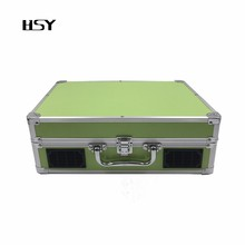 Wholesale High End Vinyl Record Player Small Suitcase Belt Drive Turntable