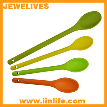 Kitchen Sets Silicone Spoon