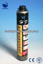 Construction Sealant Polyurethane Chemical pvc foam Insulation sealant