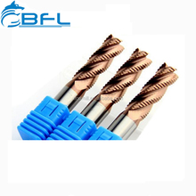 BFL CNC Solid Carbide Rough End Mill Cutting Tools
