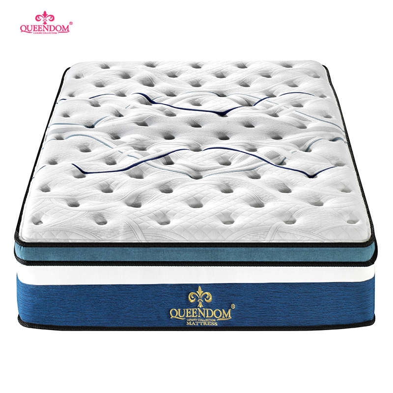 Hot selling natural compressed latex school mattress - Jozy Mattress | Jozy.net