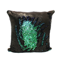mermaid pillow magical color changing reversible sequin throw pillow cover Cushion