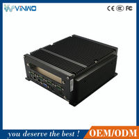 Low Price Fanless Embedded Box PC