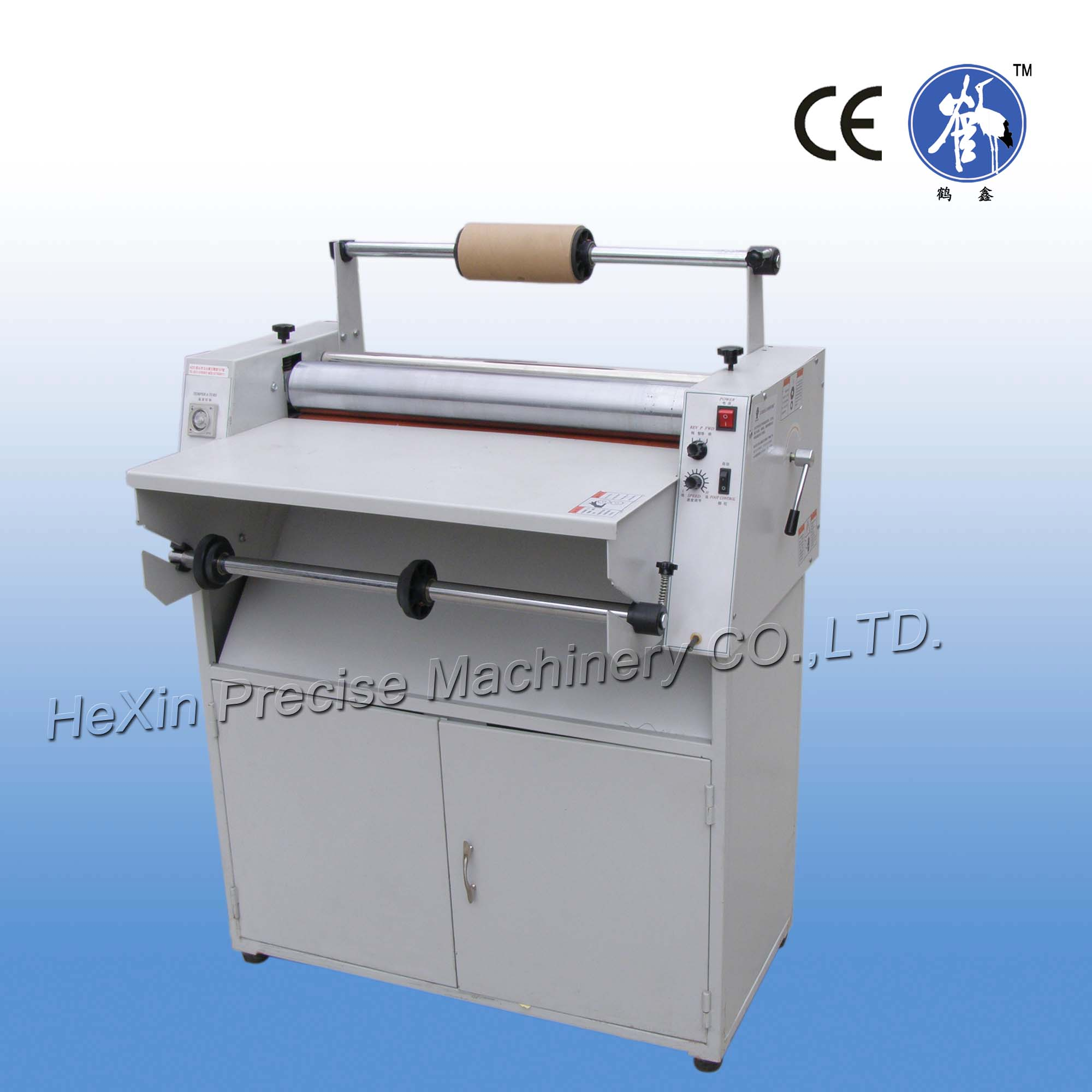 copper foil laminating machine