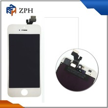 China Supplier Mobile Phones lcd display touch screen digitizer for iphone 5