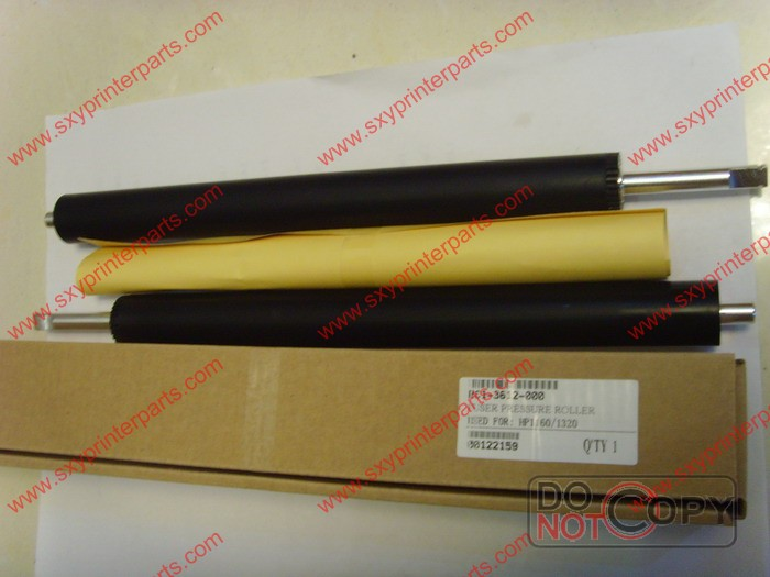 Excellent quality lower roller for HP 1160 and 1320 laserjet printer Part no.:RC1-3612-000