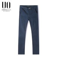 UO Ou Shilan of the 2015 new jeans male Korean slim trousers male pants feet straight 4162702