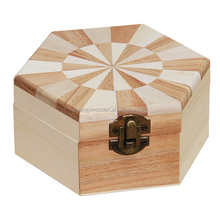 wholesale nice wooden jewellery gift box for cheap price