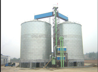 5000T Paddy Storage Steel Silo For Sale