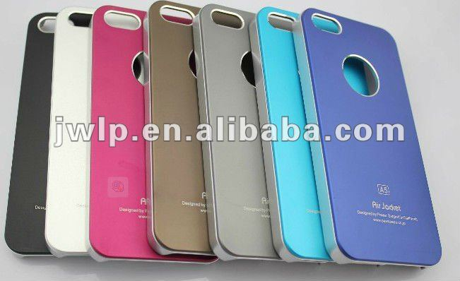 (NEW) case for Iphone 5 case air jacket case