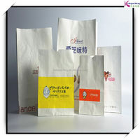 New product Best Selling organic dried food packaging bag paper