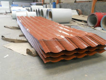 Cheaped high quality Corrugated Steel Roofing Sheets usd for roof