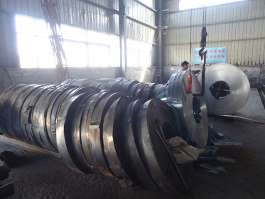 Raw Material (Electrical Steel Conduit)