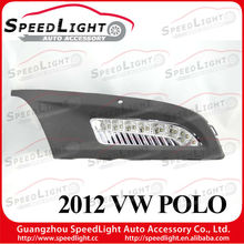 2013 venta caliente led daytime running light de 2013 <span class=keywords><strong>volkswagen</strong></span> polo <span class=keywords><strong>accesorios</strong></span>