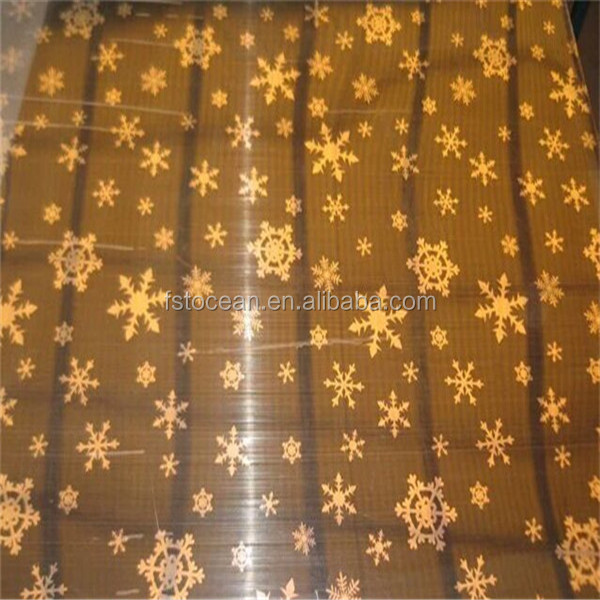 Sus304 Jisco Stainless Steel Etched Sheets With Cheap Price