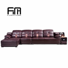FAMA hot sale commercial prices dubai leather sofa furniture chesterfield