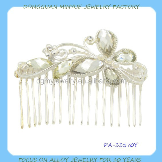 Chinese traditional wedding hair accessories