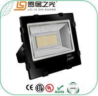 Superior quality motion sensor shoe box light outdoor 150W 200W light