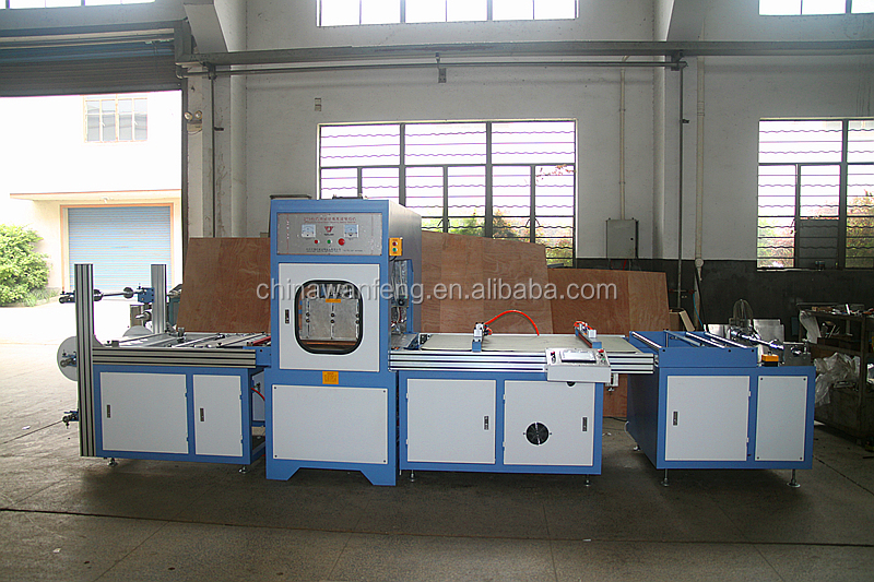 Large full automatic high frequency plastic welding machine for inflatable products