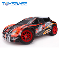 4WD 2.4G Brushed Rally Model Toy 1:8 Rc F1 Racing Car