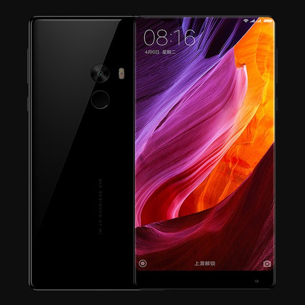 2016 Original Super Xiaomi Mix 6GB RAM 128GB ROM 16MP Camera 2040X1080 pixel 6.4inch Screen MIUI 8