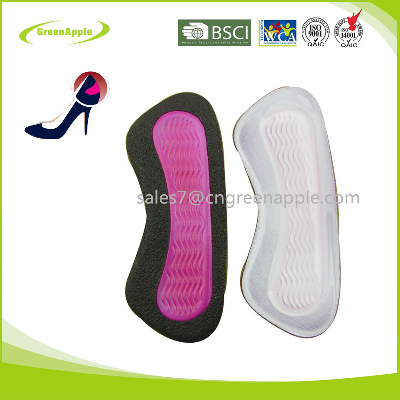 Silicone Gel Heel Bliss Liner Protection Shoe Straps For High Heels