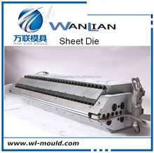 plaster corbel mold and spinning mould in extrusion die extruder die head
