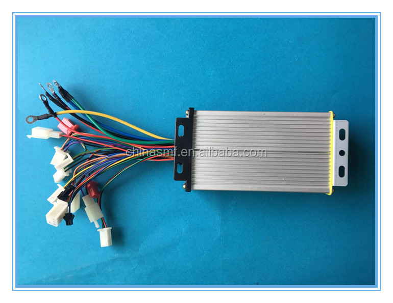 72V 1000W Electric vehicle Brushless DC Motor speed Controller