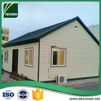 hot selling products luxury light steel prefabricated villa/ houses made in china