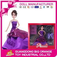 Modern Wholesale Shinning Wings Flying Fairy Girl Doll