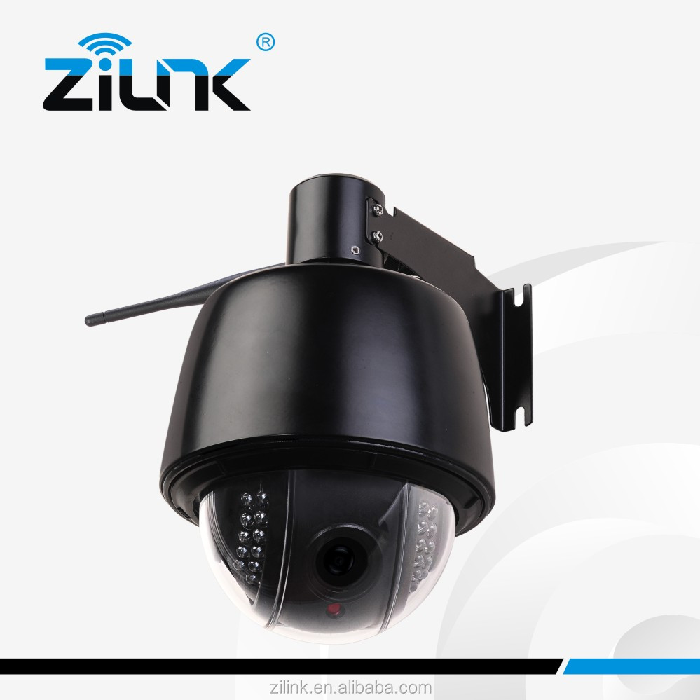 EU market popular model competitive price PTZ ip camera 5X Zoom 720P Outdoor dome ip66 Waterproof low cost wifi ip camera.
