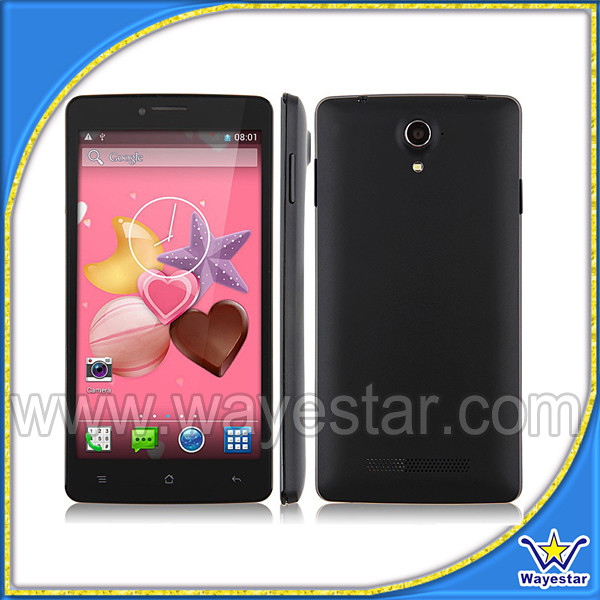 5inch MTK 6582 Quad Core Smartphone MP707 New products