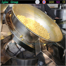 Automatic cooking food machine industrial automatic stirrer cooking