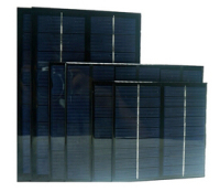 Hot sale customized design cheap price 165x130mm 6v 3w mini poly/mono solar cell panel frameless for industrial use