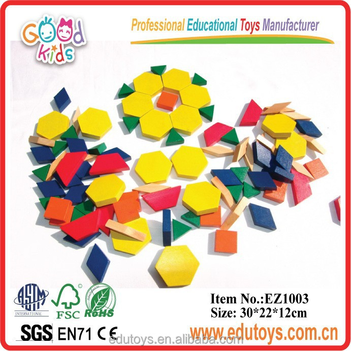 Kindergarten Color Learning Educational Toys Puzzle